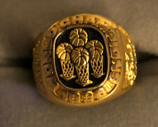 CHICAGO BULLS 1996 MILLER GREATEST TEAM EVER 72 WINS CHAMPIONSHIP RING