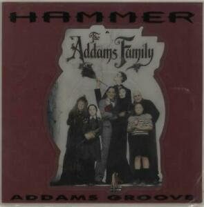 MC Hammer Addams Groove - EX UK shaped picture disc vinyl record CLPD642