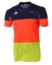 Adidas Men Free Football Tr Jersey Shirts Training Runnig Navy Shirt Tee S09010