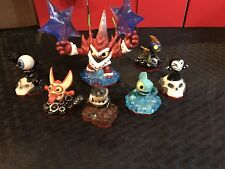 Skylanders Trap Team 7 Character Lot, Read Desc, Used, Fast Shipping!