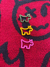 New listing Scotty Cameron -SET OF 3- Ball Markers - Soft Touch Scotty Bulldog New RARE