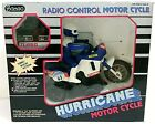 Vintage SAMCO Radio Control Motorcycle & Rider Deadstock NIB RC Car Turbo Boost