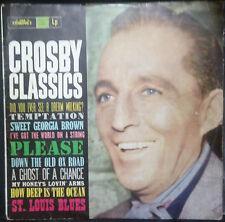 BING CROSBY - CROSBY CLASSICS VINYL LP AUSTRALIA #2