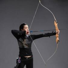 New 40LBS 68'' Archery Take down Recurve Bow Hunting Traditional Takedown Target