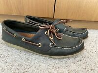 Timberland Blue Classic 2-eye Boat/Deck Shoes 74036