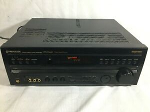 Pioneer Audio / Video Stereo Receiver  - 260W - VSX-D466S