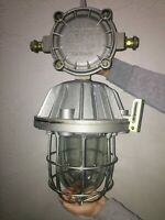 Loft Factory Lamp, Soviet Lamp, Factory lamp, Vintage Lamp, Industrial Lighting