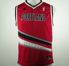 Adidas Portland Trail Blazers official NBA Youth Jersey New Free Shipping