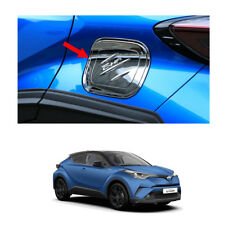 Chrome Tank Fuel Oil Cap Cover Garnish Trim For Toyota C-hr Chr 2018 2019 Suv
