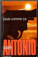 SAN-ANTONIO n°16 # J'SUIS COMME CA # 30/11/1973 F1