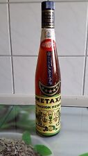 sehr alter Metaxa Brandy 5 Sterne