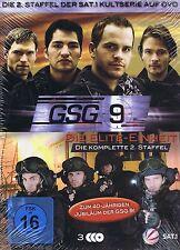 DVD-BOX NEU/OVP - GSG 9 - Die Elite-Einheit - Die komplette Staffel 2