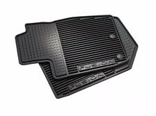 OEM 2010-2012 Ford FUSION ALL WEATHER Floor Mats BLK Dual Button (BE5Z5413300AB)