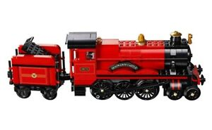 LEGO Train Harry Potter Hogwarts Express Steam Locomotive Engine & Tender ONLY