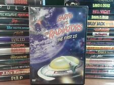The Radiators - Earth Vs. The Radiators: The First 25 (DVD, 2004)