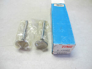 TRW S3062 Engine Valves fits CHRYSLER PONTIAC 151 2.5L - 2 Pcs