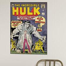Roommates Hulk Wall Sticker Poster | Kids Comic Book Hulk Wall Mural