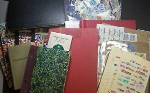 Big Box Estate Lot - 1000's of Worldwide in albums, stock books, loose, on paper