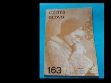 CINEMA NUOVO nr. 163 del 1963