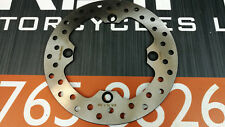 Honda CR 125 250 500 Rear Brake Disc NEW NOS 1989 1990 1991 1992 1996 1997 2001