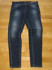 Replay Women's Jeans Size W 26/L30 Tube Skinny Blue NEW W8525 RADULA Stretch