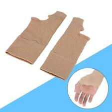 1 Pair Wrist Hand Support Glove Elastic Brace Sleeve Sports Wrap Pain Relief