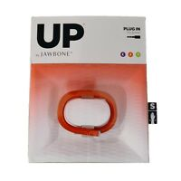 New Open Box UP by Jawbone Fitness Band Activity Tracker Wristband - Red  Medium