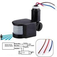 ED Outdoor 110-220 V Infrarot PIR Motion Sensor Detektor Sc W8K8 S3O9 Licht O4O9