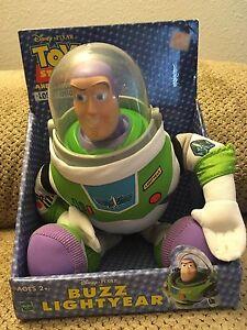 Buzz Lightyear Toy Story And Beyond Lost Episodes Disney Pixar Hasbro Plush