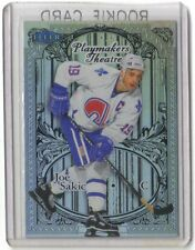 JOE SAKIC 2012-13 FLEER RETRO PLAYMAKER'S THEATRE 044/100 QUEBEC NORDIQUES