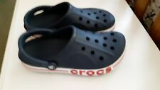 Women's Crocs, Navy Blue Size 9