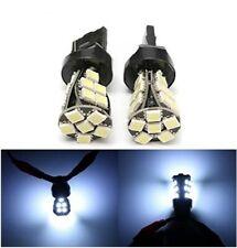 2 Ampoule T20 W21/5W LED Canbus Feux de jour 6000K Veilleuse 21 Leds SMD 12V