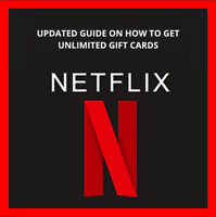 - Netflix - How To Get Netflix Gift Cards Delivery 1s