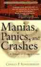 USED (VG) Manias, Panics and Crashes: A History of Financial Crisis (Wiley Inves