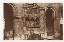 London, St. Batholomew The Great, The Founders Tomb Judges L504 Postcard, A928