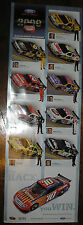 2009 FORD TAURUS NASCAR POSTER CARL EDWARDS GREG BIFFLE BILL ELLIOTT DAYTONA 500