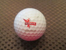 Logo Golf Ball-Smirnoff Signatures.Alcohol.