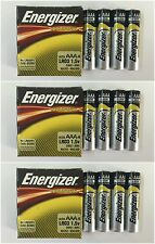 20 Batteries - Energizer AAA Industrial EN92 1.5V Alkaline Batteries - EXP 2026