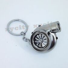 Rechargeable Electric Turbo Lighter V2 Metal Silver with BOV Sound