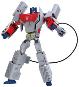 Transformers ~ OPTIMUS PRIME - PlayStation ~ Transformable Action Toy (TAKARA)