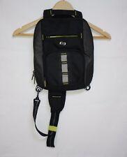 """Solo Storm BLACK 10.2"""" Universal Tablet Sling STM7514 Backpack School College"""