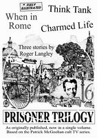 PRISONER PATRICK MCGOOHAN PORTMEIRION 'PRISONER TRILOGY' FICTION COLLECTION
