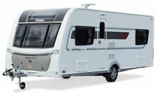 Fixed Bed Campers, Caravans & Motorhomes