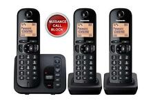 Panasonic Telephone, DECT, Digital & Cordless, Trio Pack