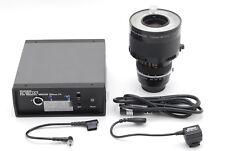 Near MINT Nikon Medical NIKKOR 120mm (M=1/11) F/4 Lens AC UNIT LA-2 from Japan