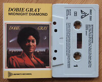 DOBIE GRAY - MIDNIGHT DIAMOND (INFINITY INSC2001) 1979 UK CASSETTE TAPE EX COND