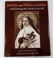 Journey with Therese of Lisieux Book Michael O'Neill McGrath Hardcover