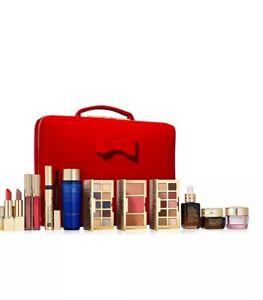 2020 Estee Lauder 13 Pcs. Beauty Essentials Skincare & MakeUp Gift Set