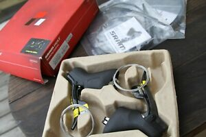 SRAM Red Limited Tour Edition 2x10speed shifters NOS NEW yellow