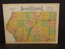 Iowa Plymouth County 1921   W11#11